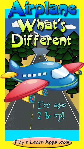 Airplane Games For Children