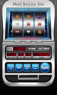 Slot Machine - Multi BetLine - screenshot thumbnail