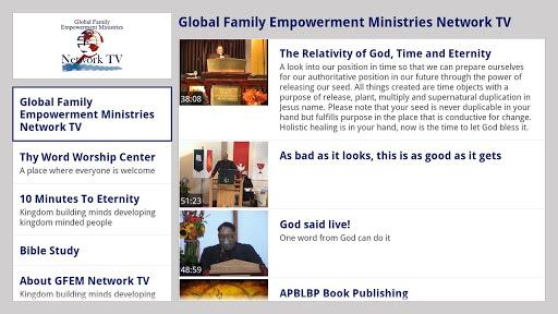 GFEM Network TV
