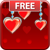 3D Hearts Live Wallpaper Free