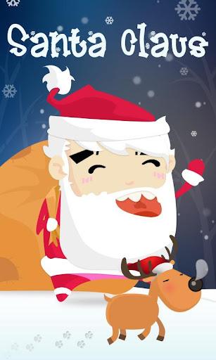 GO短信圣诞老人超级主题