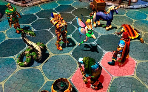 King's Bounty: Legions Screenshot 32
