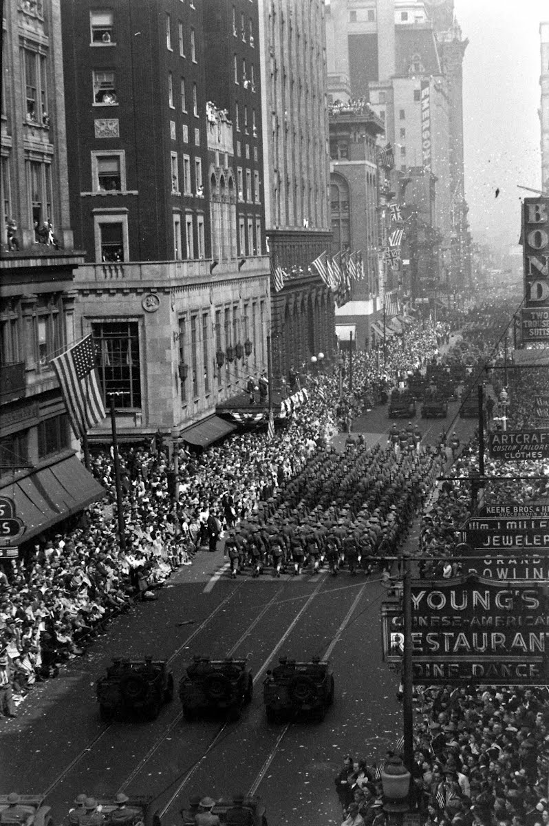 Army Day Parade In Baltimore
