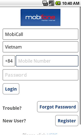 MobiCALL