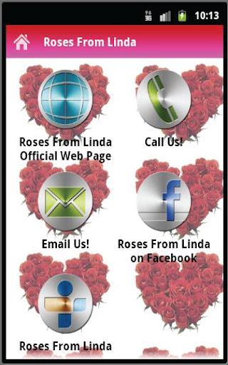 Roses From Linda