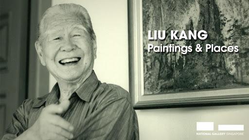 Liu Kang: Paintings and Places