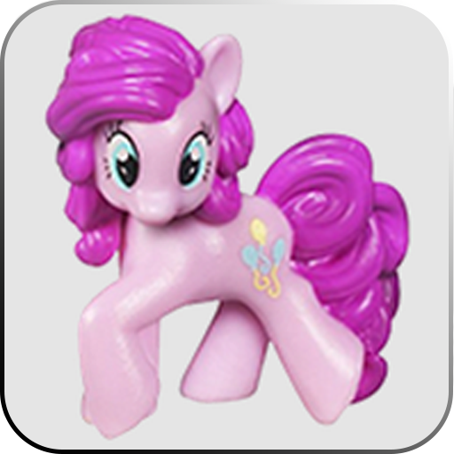 Little Horse Coloring Pony 動作 App LOGO-硬是要APP