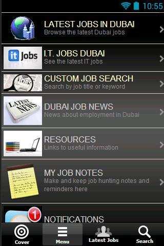 Jobs In Dubai: Job Search LITE