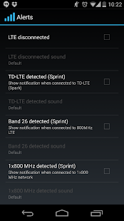 LTE Discovery - screenshot thumbnail