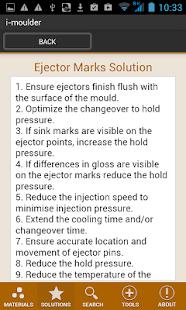 i-Moulder Plastic Molding Info- screenshot thumbnail