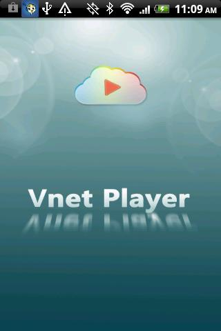Vnet Player -easy video player - screenshot