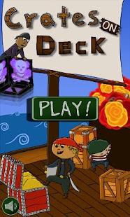 Crates on Deck- screenshot thumbnail