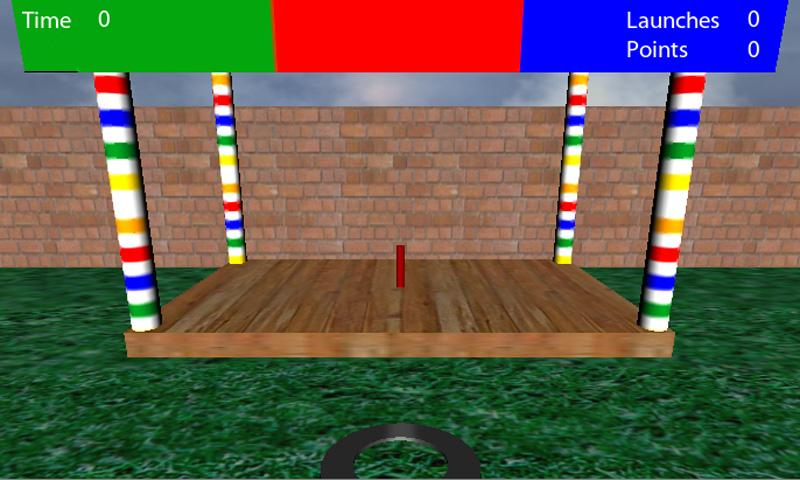Virtual Ring Toss - Argolas- screenshot