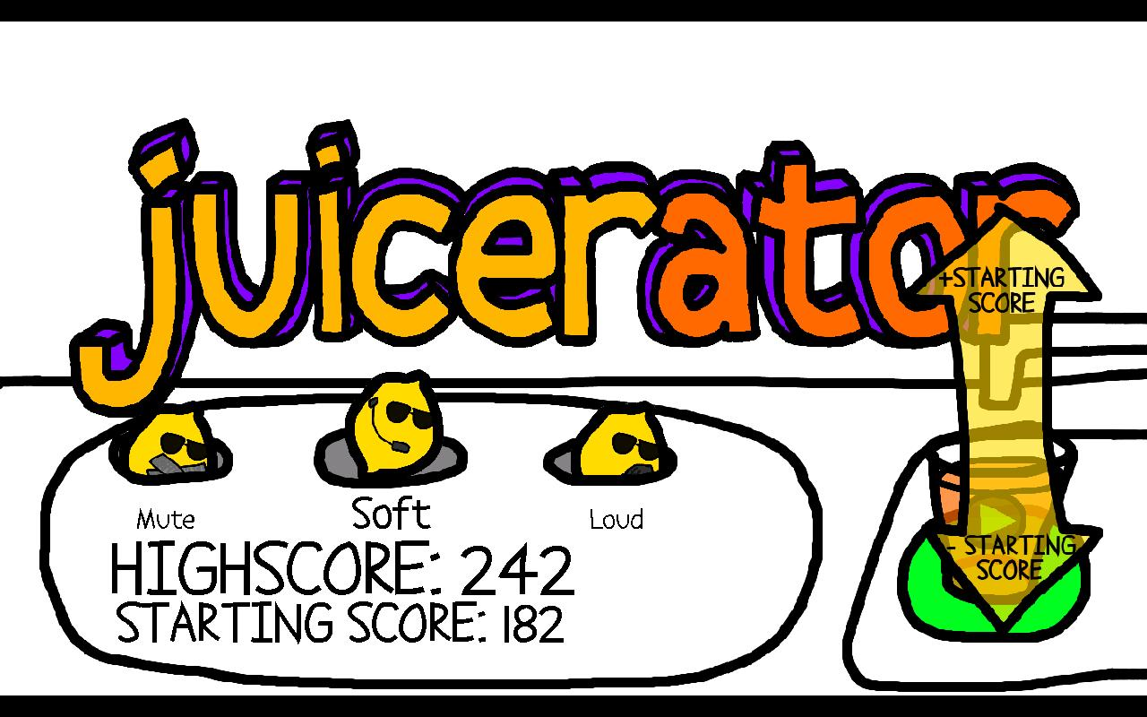 Juicerator HD - screenshot