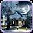 Winter Village 3D Live Wallpap logo