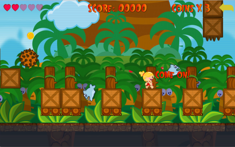 Super Kodomo Island : Aventure- screenshot