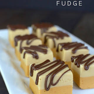 Caramel Coffee Fudge.
