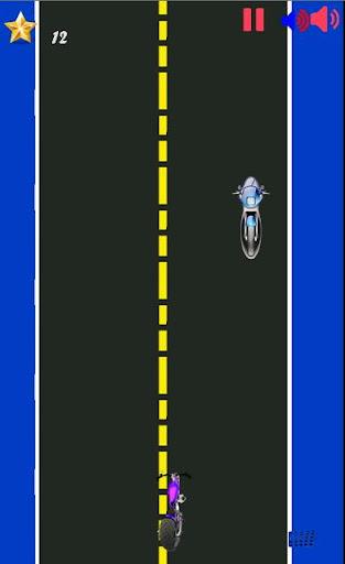 لعبة دراجات نارية