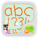 Yyblatin FONT FOR GO SMS PRO icon