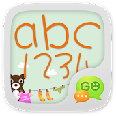 Yyblatin FONT FOR GO SMS PRO