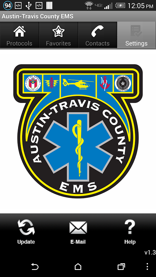Austin-Travis County EMS- screenshot