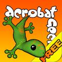 Acrobat Gecko Free icon