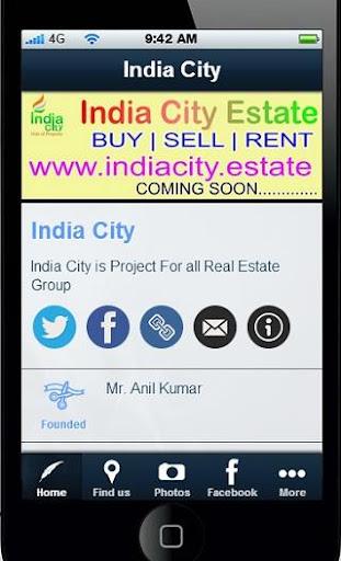 India City Estate