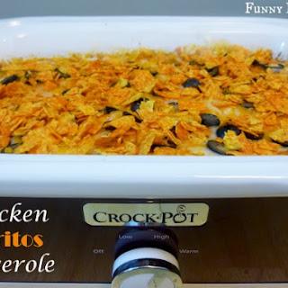 Crock Pot Doritos Casserole