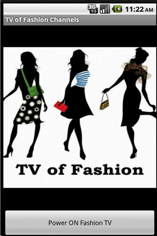 TV of Fashion Channels - screenshot