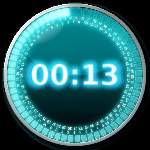 微秒錶 LOGO-APP點子