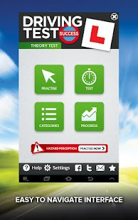 Theory Test UK 2015 DTS - screenshot thumbnail