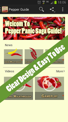 Pepper Panic Saga Pocket Guide