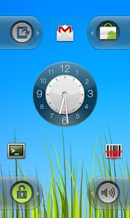 WidgetLocker Lockscreen- screenshot thumbnail