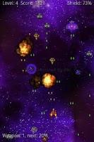 Screenshot of K-Space Shooter HD