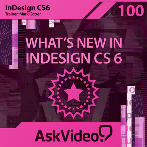 InDesign CS6 - QuickStart LOGO-APP點子