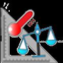 محول وحدات القياس icon