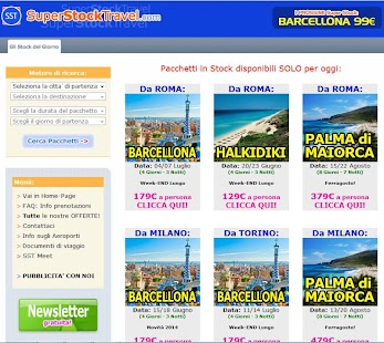 SuperStockTravel.com Official- miniatura screenshot