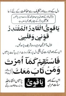 Sayings of Rohani Elaj (Urdu) - screenshot thumbnail