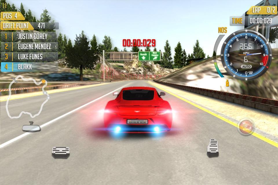 Adrenaline Racing Hypercars Google Play Store Revenue