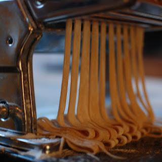 Fresh Pasta.