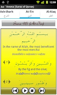 Juz Amma (Suras of Quran) - screenshot thumbnail
