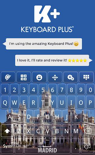 免費下載個人化APP|马德里键盘主题 app開箱文|APP開箱王