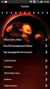 Soundgarden screenshot 2