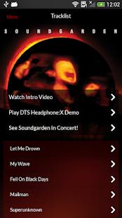 Soundgarden Screenshot 3