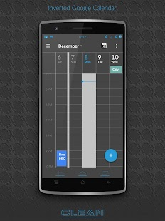 BigDX Clean Theme CM11 AOKP- screenshot thumbnail