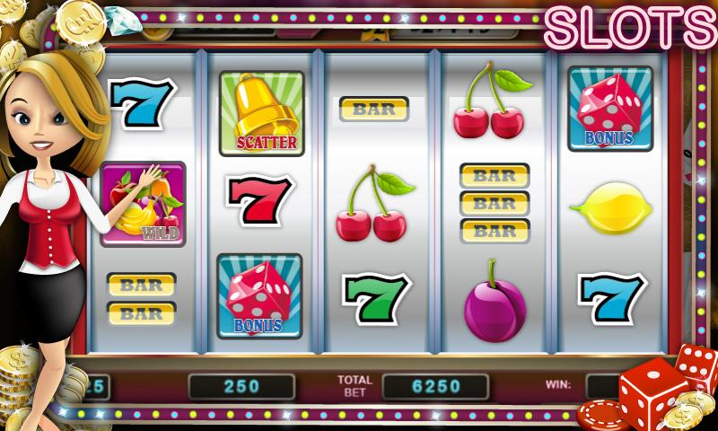Slot Casino - Slot Machines screenshots