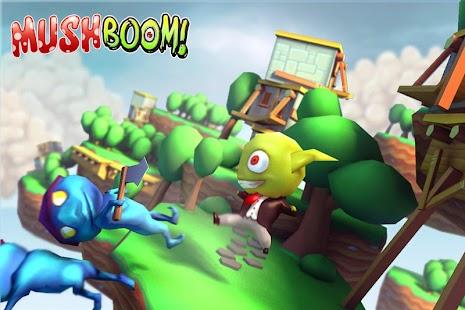 بازی ماشبوم Mushboom v1.1