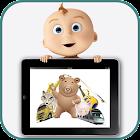 Imágenes y sonidos para niños icon