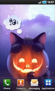 Halloween Kitten- screenshot thumbnail