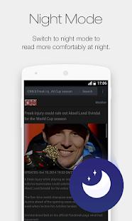 UC Browser Mini for Android - screenshot thumbnail